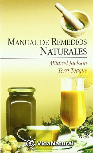 9788441413559: Manual De Remedios Naturales (Coleccion Vida Natural II) (Spanish Edition)