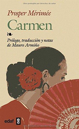 Carmen (Biblioteca Edaf) (Spanish Edition): Prosper Merimee