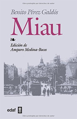 9788441413825: Miau (Biblioteca Edaf)