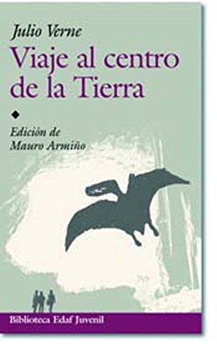 9788441414600: Viaje Al Centro De La Tierra (Biblioteca Edaf Juvenil)