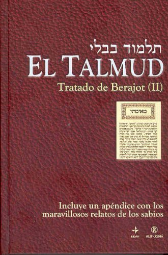 9788441414631: Talmud. Tratado Berajot II (Spanish Edition)