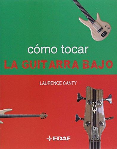 9788441414907: Como Tocar La Guitarra Bajo (Spanish Edition)