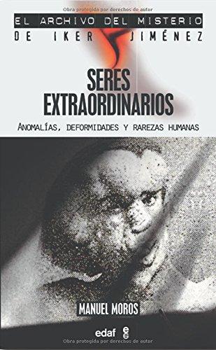 9788441415737: Seres Extraordinarios (Archivo del Misterio Iker Jime) (Spanish Edition)
