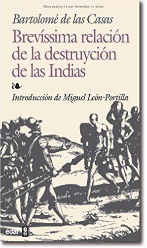 9788441415805: Brevissima Relacion De La Destruccion in (Biblioteca Edaf) (Spanish Edition)