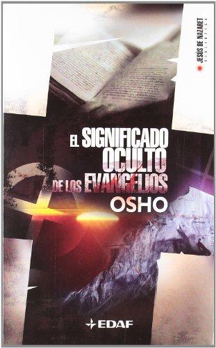 9788441416345: Significado Oculto De Los Evangelios, El (Biblioteca de Jesús de Nazaret)