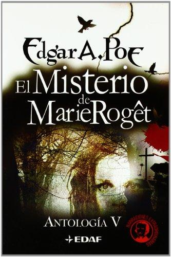9788441416413: El Misterio de Marie Roget: Antología V (Icaro)