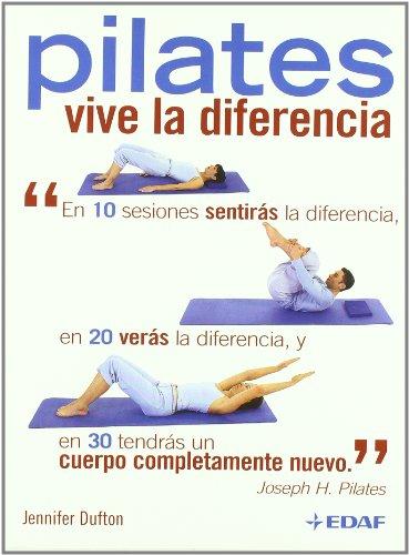 9788441416512: Pilates, Vive La Diferencia/ Pilates, Live the Difference (Plus Vitae) (Spanish Edition)