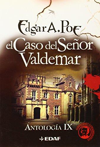 9788441417274: El caso del Señor Valdemar: Antología XI (Icaro)