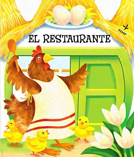 9788441418424: Restaurante, El (Mi primer librito)