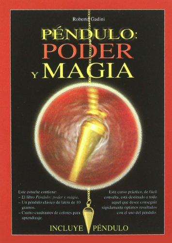 9788441418813: Pendulo: Poder Y Magia.-Kit