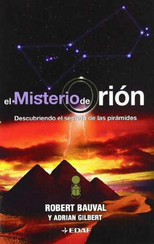 9788441418950: Misterio de Orion, el Descubriendo el Secreto de las Piramid