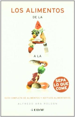 9788441419872: Alimentos De La A A La Z, Los (Plus Vitae)