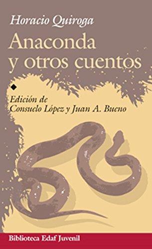 9788441420045: Anaconda Y Otros Cuentos (Biblioteca Edaf Juvenil)