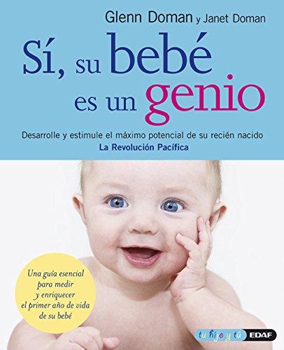 9788441420168: Si, su bebe es un genio (Spanish Edition)