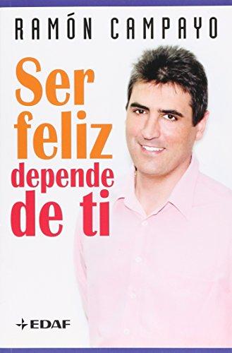 9788441420519: Ser feliz depende de ti
