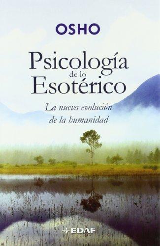 9788441420540: Psicología de lo Esotérico