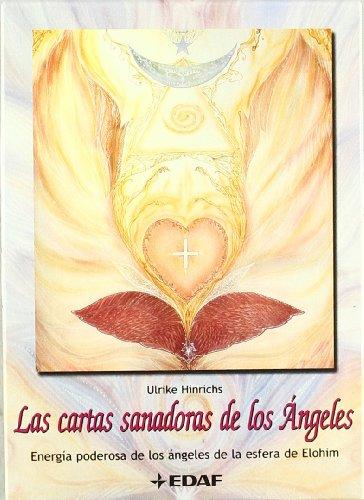 CARTAS SANADORAS DE LOS ANGELES (Spanish Edition) [Perfect Paperback] by HINR.