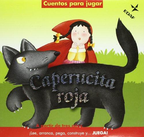 9788441420625: Caperucita Roja- (Cuentos Para Jugar) (Cuentos y fábulas infantiles)