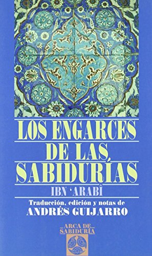 9788441421004: Los Engarces de las Sabidurias-Arca de Sabiduria) (Spanish Edition)