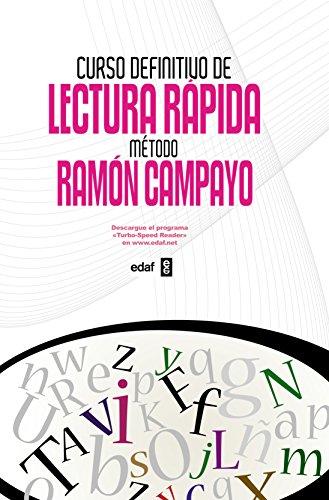9788441421462: Curso definitivo de lectura rapida. Metodo Ramon Campayo (Spanish Edition)