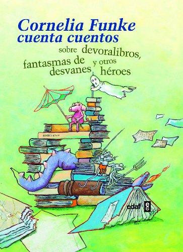 9788441421851: Cornelia Funke Cuenta Cuentos-Rustica (Escalera de lectura)
