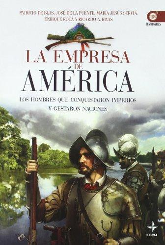 9788441425255: EMPRESA DE AMERICA, LA (ALGABA)
