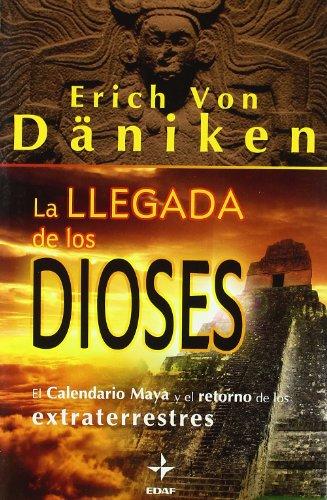9788441426771: La llegada e los Dioses