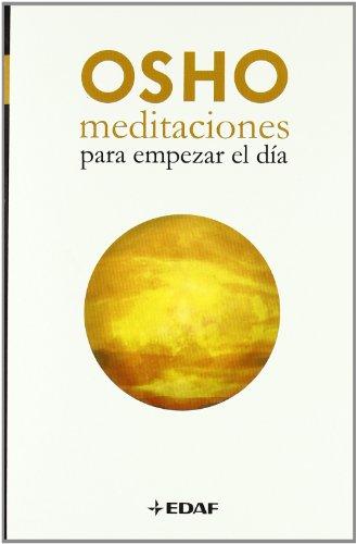 9788441427044: Meditaciones Para Comenzar El Dia (Nueva Era)