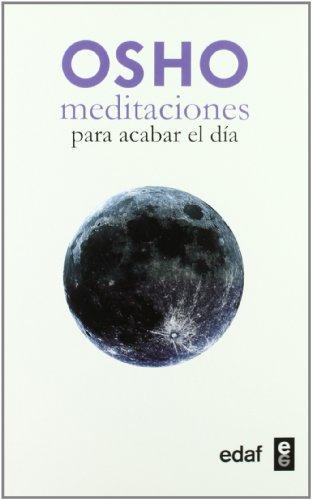 9788441427051: Meditaciones Para Acabar El Dia (Nueva Era)