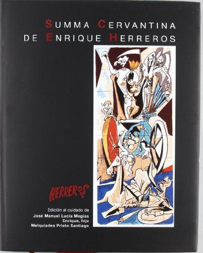 9788441427945: Summa Cervantina de Enrique Herreros