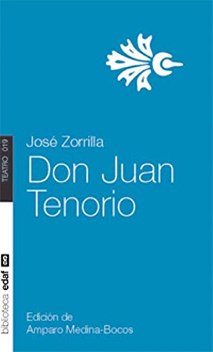 9788441427952: Don Juan Tenorio (Nueva Biblioteca Edaf)