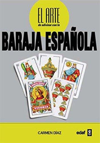 9788441428300: Arte De Adivinar Con La Baraja Española (Tabla de Esmeralda)