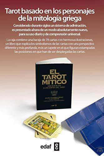 9788441428485: El tarot mítico (Libro y cartas): Una nueva vía a las cartas del Tarot (Tabla de Esmeralda )