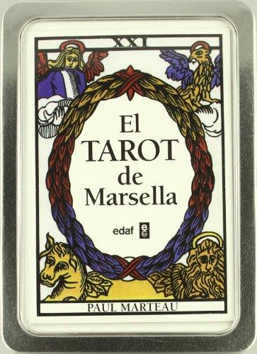 El tarot de Marsella (Paperback): Paul Marteau