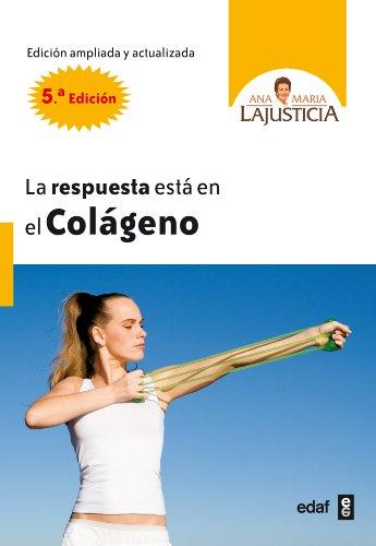La respuesta está en el colágeno. Una: Ana María Lajusticia