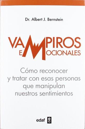 9788441431423: Vampiros emocionales