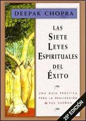 9788441431652 Las Siete Leyes Espirituales Del Xito Una Gua