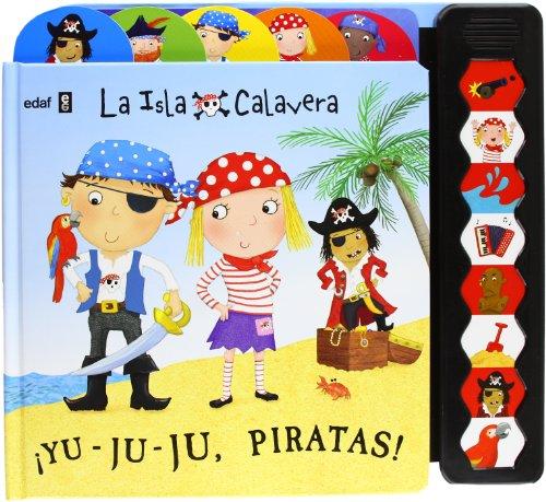 9788441432246: ¡Yu-Ju-Ju, Piratas!: 1 (Infantil)