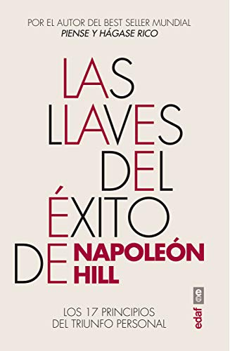 9788441432673: Las llaves del exito de Napoleon Hill (Spanish Edition)