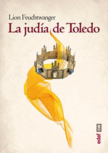 9788441433038: La judía de Toledo: 1 (Voz y tiempo)