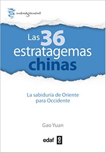 9788441433274: Las 36 estratagemas chinas (Spanish Edition)