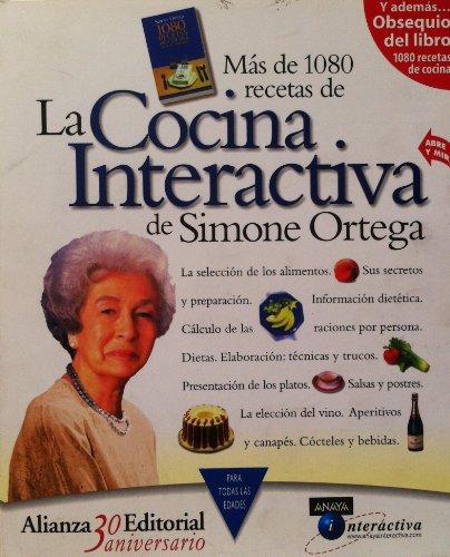 9788441501492: La Cocina Interactiva De Simone Ortega