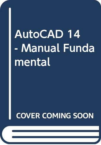 9788441504776: AutoCAD 14 - Manual Fundamental (Spanish Edition)
