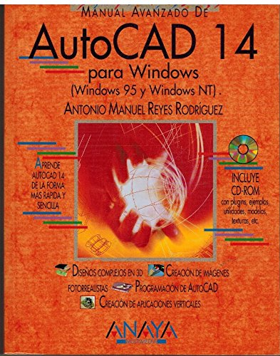 Manual técnico autocad 14 comprar libros de informática en.