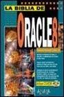 9788441505377: La Biblia de Oracle 8 (Spanish Edition)
