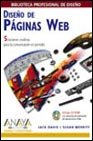 9788441509498: Diseno de Paginas Web - Con CD ROM (Spanish Edition)