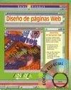 Diseo de Paginas Web - Con CD: Pea, Jaime, Vidal,