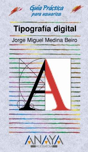 9788441511101: Tipografia digital/ Digital Typography (Guias Practicas/ Practical Guides) (Spanish Edition)