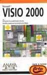 9788441511224: Microsoft VISIO 2000 Para Windows (Spanish Edition)