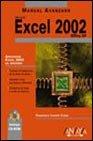 Manual Avanzado de Excel 2002 : Office: Charte, Francisco
